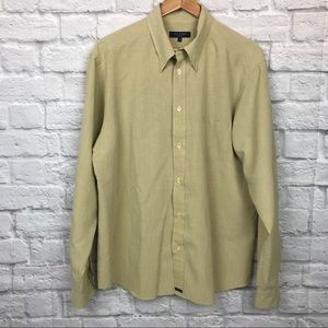 Ted Baker London Button Down Shirt Sz 5 213.510